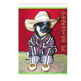 &quot;Pondering Ya&quot; AuCaDogs Postcards (Package of 8)