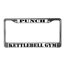 Unique Puch License Plate Frame