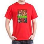 Shotgun Greetings Dark T-Shirt