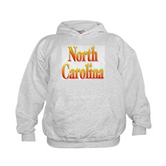 North Carolina Kids Hoodie