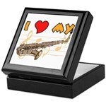 I *HEART* My Sax Keepsake Box