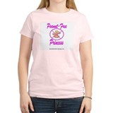 Peanut-Free Princess T-Shirt