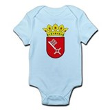 Bremen Coat of Arms Infant Creeper