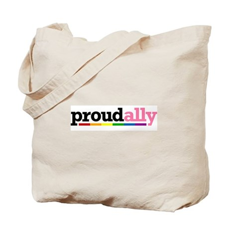 Proud Ally Tote Bag