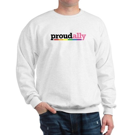 Proud Ally Sweatshirt