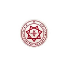 Sigillum Sanctum Fraternitati Mini Button