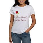 Red Groom's Best Friend Women's T-Shirt