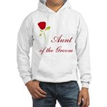 Red Groom's Aunt Hooded Sweatshirt