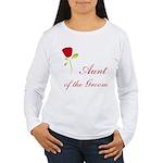 Red Groom's Aunt Women's Long Sleeve T-Shirt