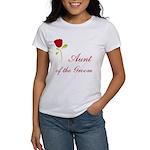 Red Groom's Aunt Women's T-Shirt