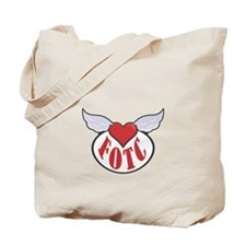 Winged Heart FOTC Tote Bag