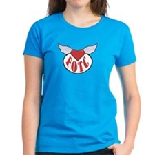 Winged Heart FOTC Tee
