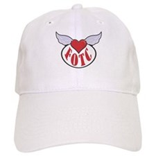 Winged Heart FOTC Baseball Cap
