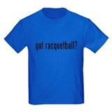 got racquetball T