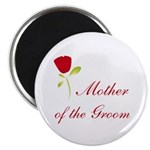 Red Groom's Mother Magnet