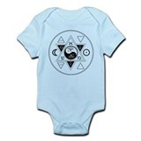New Hermetics Seal Infant Bodysuit