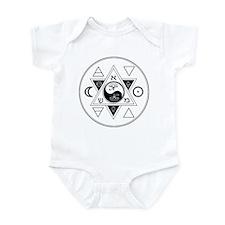 New Hermetics Seal Infant Bodysuit