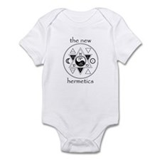 New Hermetics Seal and Title Infant Bodysuit