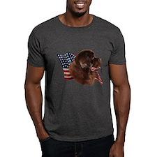 Newfie Flag T-Shirt