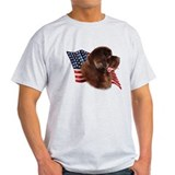 Newfie Flag T-Shirt