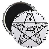 Black Pentagram of Solomon Magnet