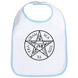 Black Pentagram of Solomon Bib