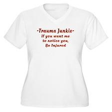 Trama Junkie Notice T-Shirt
