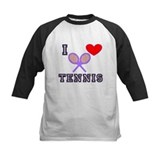 Tennis Kids Baseball Jerseys