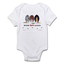 Nothin' Butt Aussies Infant Bodysuit