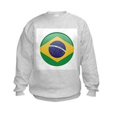 Unique Brazil baby Sweatshirt