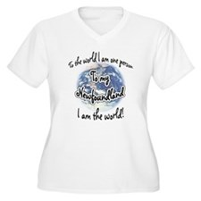 Newfie World 2 T-Shirt