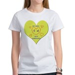 Hug your Kids Heart Women's T-Shirt