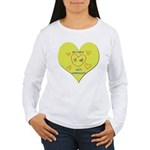 Hug your Kids Heart Women's Long Sleeve T-Shirt