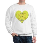 Hug your Kids Heart Sweatshirt