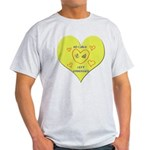 Hug your Kids Heart Light T-Shirt