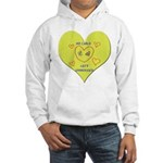 Hug your Kids Heart Hooded Sweatshirt