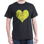 Hug your Kids Heart Dark T-Shirt