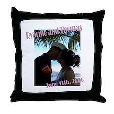 Ryanne's pillow