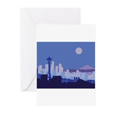 Seattle Greeting Cards (Pk of 20)