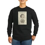 Archeology Series No.10 Long Sleeve Dark T-Shirt