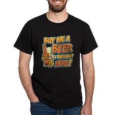 Buy Beer 21st Birthday T-Shirt