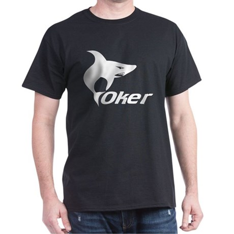 Poker Shark Dark T-Shirt