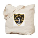 Birmingham Police Tote Bag