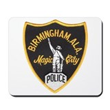 Birmingham Police Mousepad