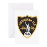 Birmingham Police Greeting Cards (Pk of 20)