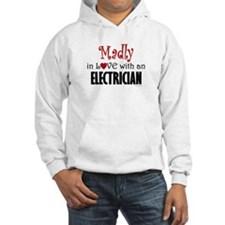 Madly In Love (Electrician) Hoodie