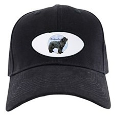 Newfie Portrait Baseball Hat