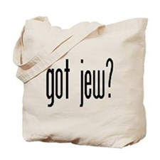 got jew? Tote Bag