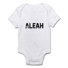 Aleah Infant Bodysuit