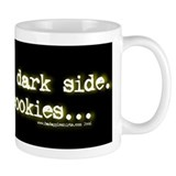 Come to the Dark Side.b Small Mug